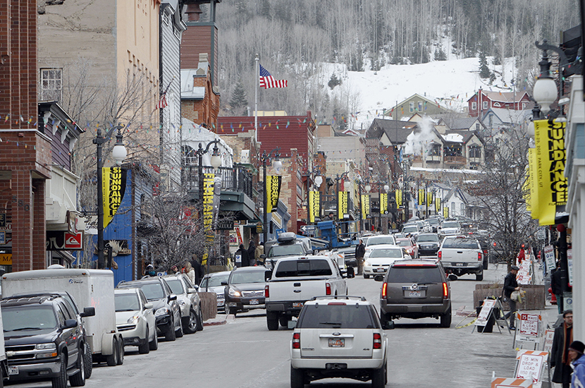 Sundance Film Festival at Park City Utah, January 18th 2012 Calvin Knight/Sundance Institute