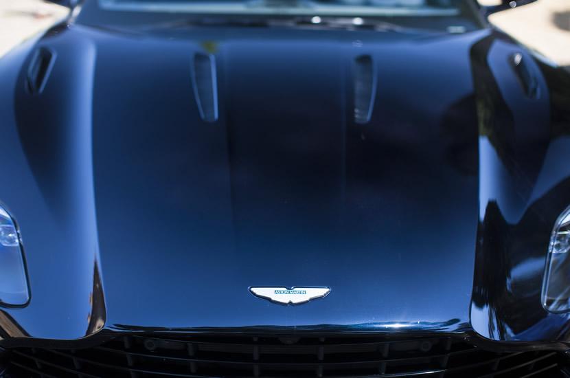 Aston Martin DB11 Clamshell Bonnet