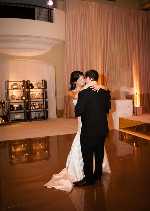 Wedding of Renee and Trevor Zeff First Dance