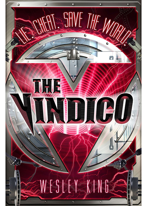 """The Vindico"" by Wesley King"