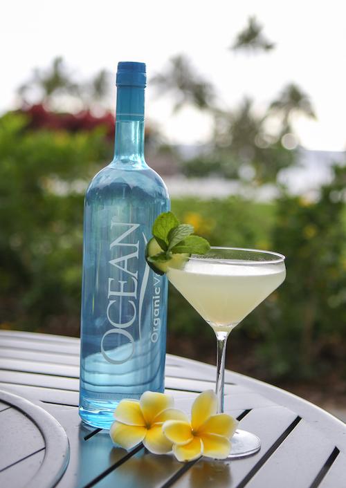 Maui Ocean Fizz cocktail 1