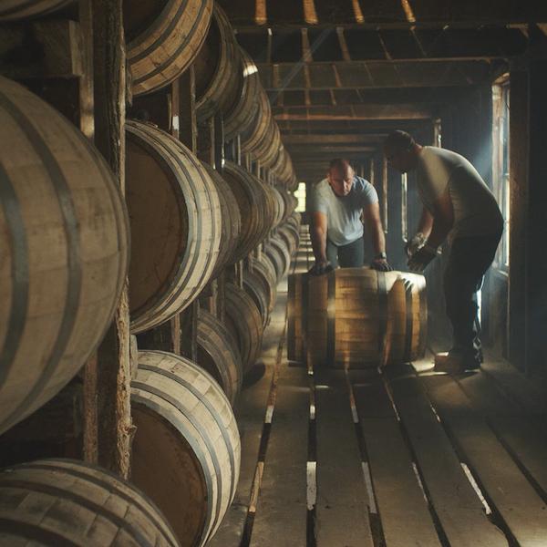 Kentuckys heaven hill distillery