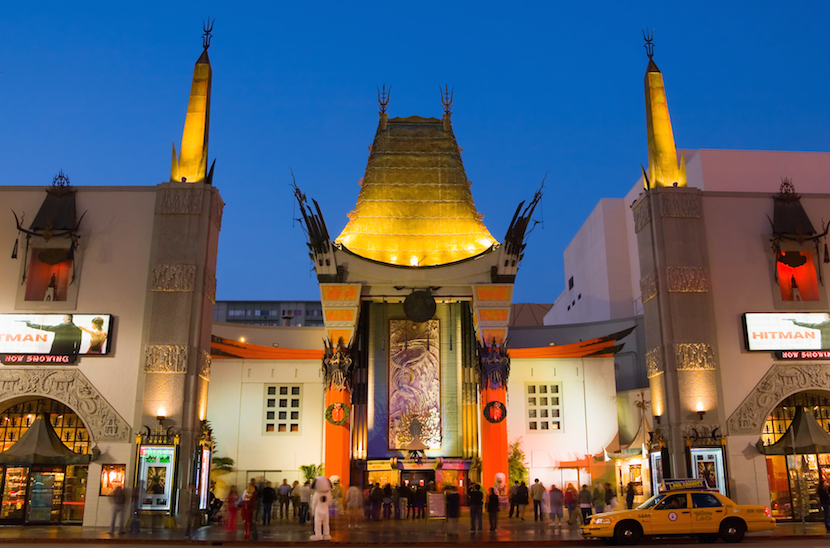 Gramauns chinese theater By Andrew Zarivnyshutterstock_7738969
