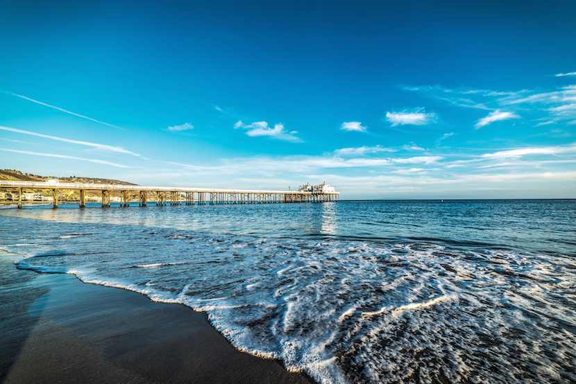 Malibu Pier By Gabriele Maltinti shutterstock_551056741