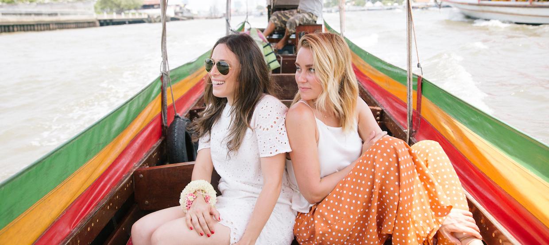 LEDE Lauren and Hannah Visiting Thailand {The Little Market} (1)